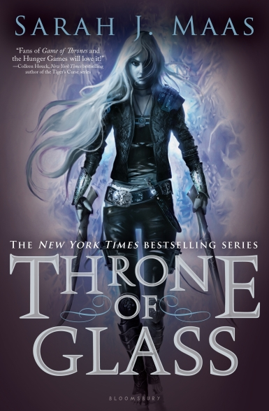 Throne O fGlass - Sarah Mass