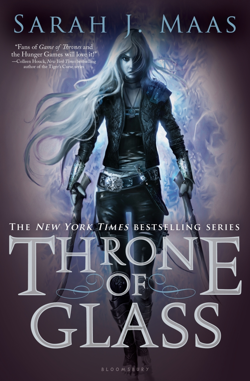 Throne Of Glass - Sarah Mass